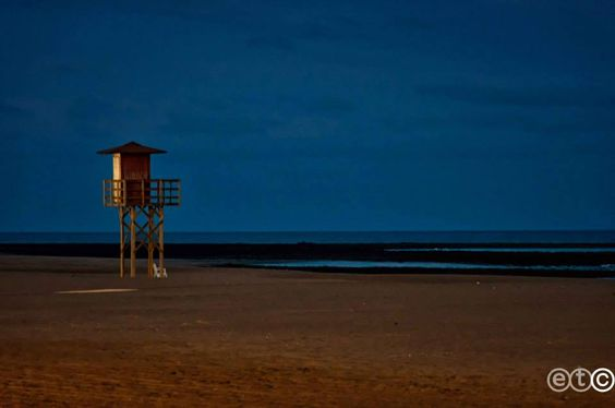 Blue hour By Elena Trombetta