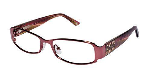 Bebe Eyeglasses Bb5013 002 Ruby 51mm
