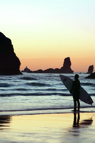 Cannon Beach, California