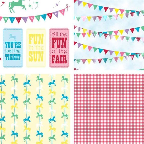 Summer Fete Collection