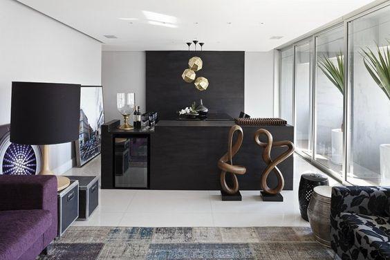 Apê conceito 210, Brasília, 2012 - 1:1 arquitetura:design