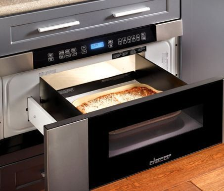 MAKING IT EASY ? Microwave at countertop height or lower ? Oven ...