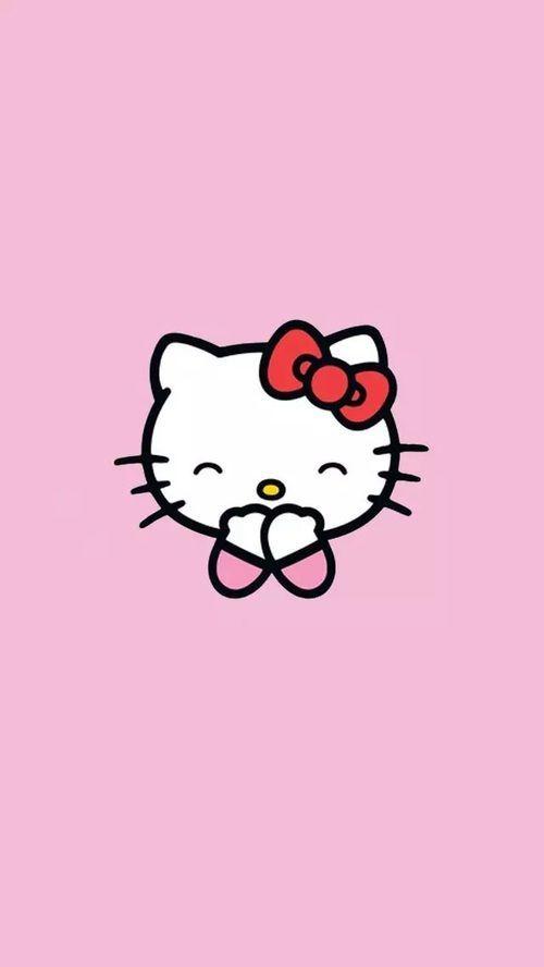 Hello Kitty Hello Kitty Kartun Anak Kucing