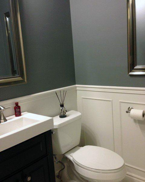 Top 70 Best Chair Rail Ideas Molding Trim Interior Designs Bathroom Chair Moldings And Trim Cool Chairs
