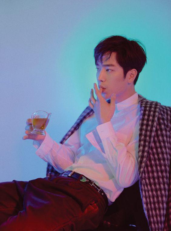배우 서강준과의 낮고 조용한 대화   지큐 코리아 (GQ Korea)