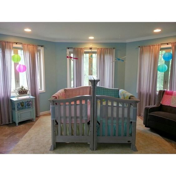Baby Room Ideas For Twins Best Decorating Inspiration