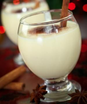 ... eggnog recipe stevia lights pots beats milk homemade eggnog healthy