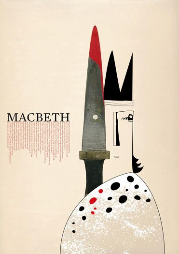 Macbeth by pablo nanclares / repinned on toby designs