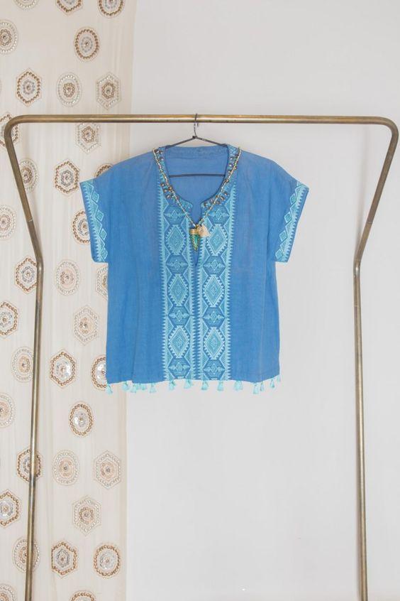 Camisa Wilma Bangui