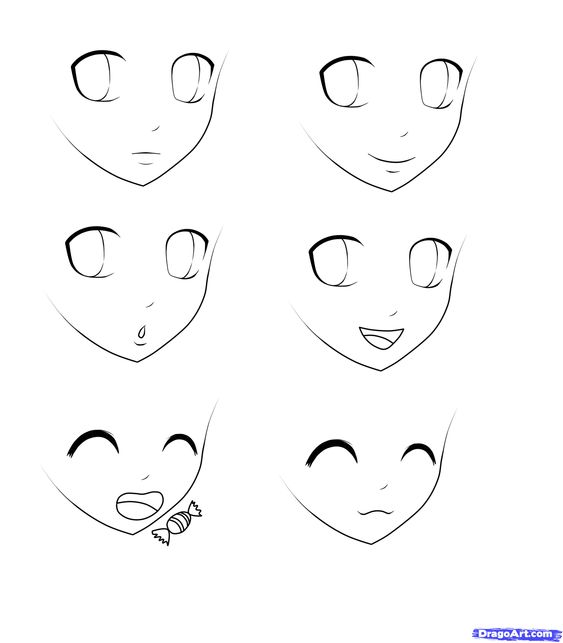 How To Draw Better Expressions