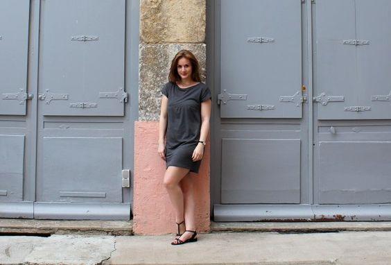 Ma petite robe noire (ou pas) de Coupé Couzu !