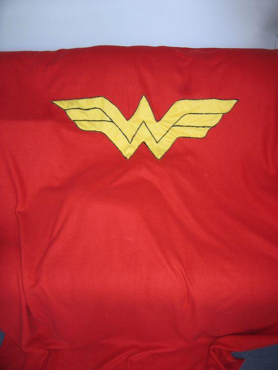 Wonder women blanket