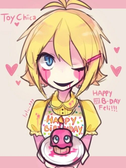 chica awesome
