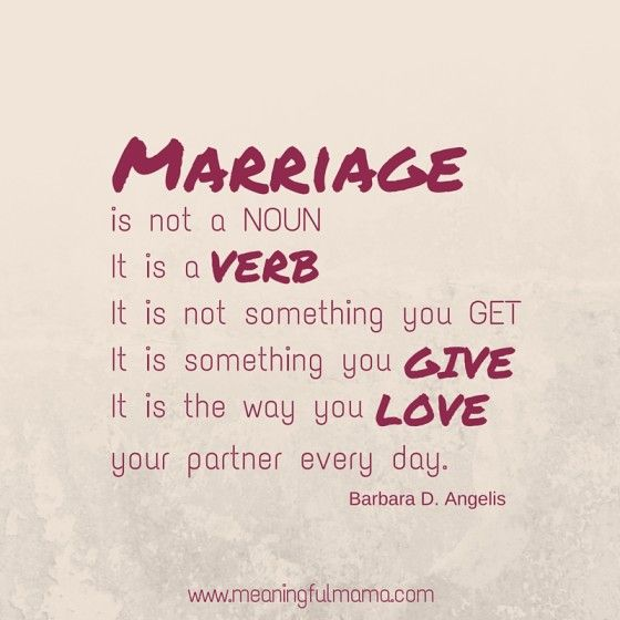 If I Change Me, Will my Spouse Really Change