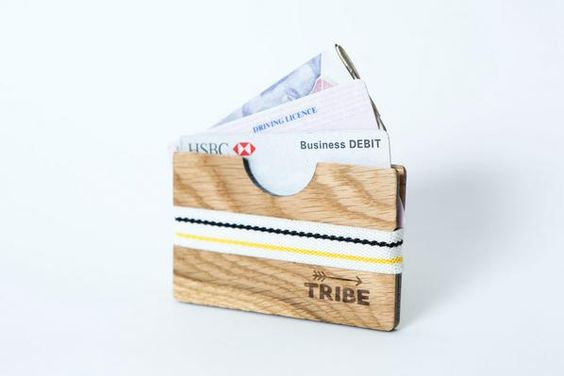 TRIBE competition time - RT and follow for a chance to win one of our Oak Wood Cardholders #competition http://t.co/rbxLMYjmPV
