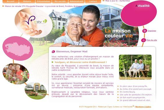 STV Plougastel : maison de retraite près de Brest