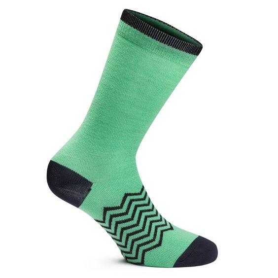 Merino Stripe Socks