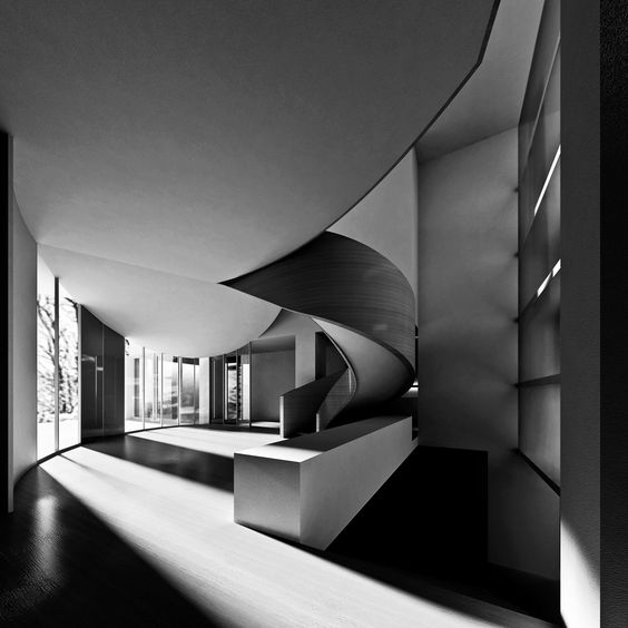 Dualistic House | Antonino Cardillo Architects