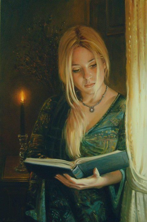 by Emmanuel Garant .... Green and Serene.: