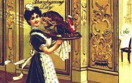 Recipe Tuesday: Vintage Thanksgiving (Really Vintage)   Edible Crafts   CraftGossip.com