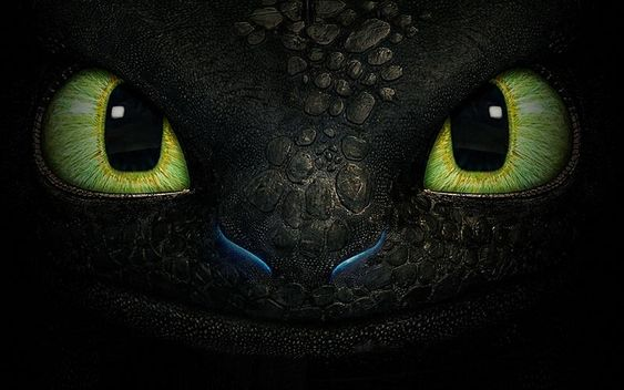 Fond d'écran How to train your dragon Toothless