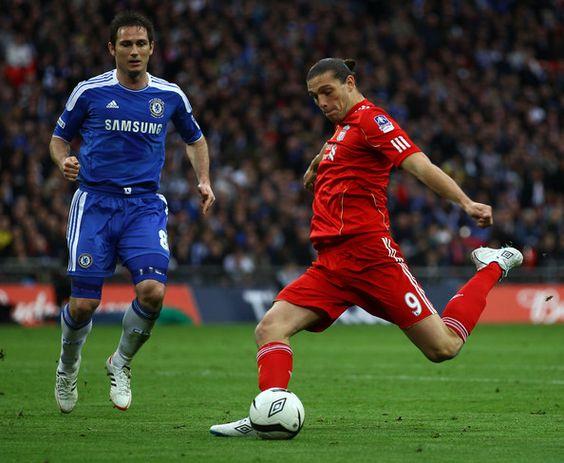 Andy Carroll #Soccer #Futball #Football #Liverpool #FA Cup