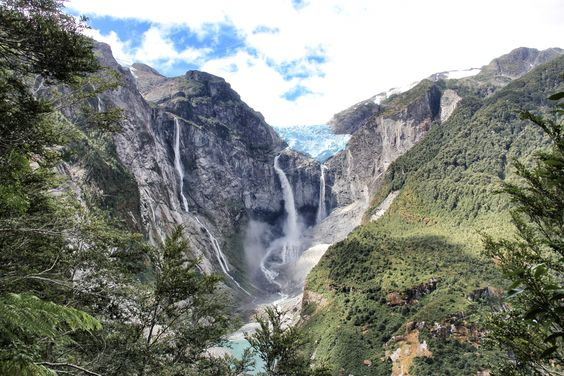 National Park Queulat