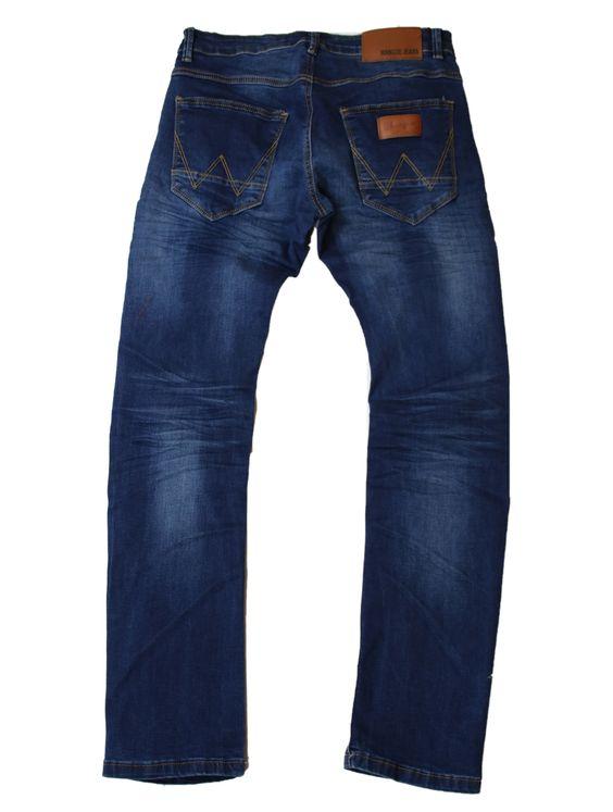 Spodnie Meskie Jeansy Granatowe Rurki Vangue 30 7209712645 Oficjalne Archiwum Allegro Fashion Pants Jean