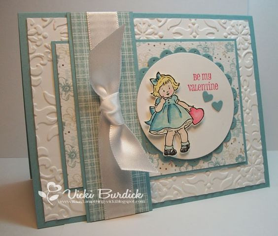 sc314....Be My Valentine by justcrazy - Cards and Paper Crafts at Splitcoaststampers