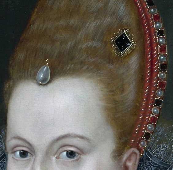 Anne of Danmark, ca.1600