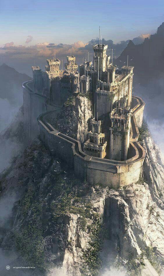 Fortificacao De Tivesse Https Www Toursofdistinction Net Fantasieschloss Fantasielandschaft Burgen Und Schlosser