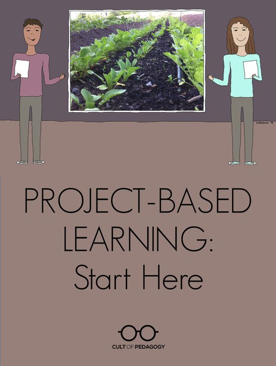 Project Based Learning: Start Here - a guide on how to start project-based learning | Cult of Pedagogy