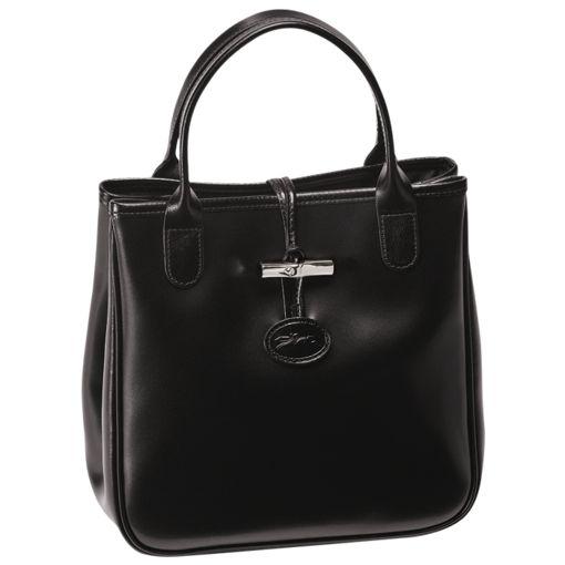 Sac Longchamp Roseau Porté épaule : Sac port? main roseau sacs longchamp noir