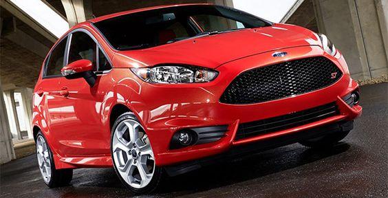 De sa calandre, ses phares, ses phares antibrouillard et ses garnitures en option à son capot élégant doté d'une nouvelle personnalité, la Fiesta possède un nouveau style plus découpé. http://www.eliteford.com