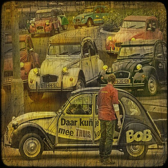 Bob, his car and other �ugly...