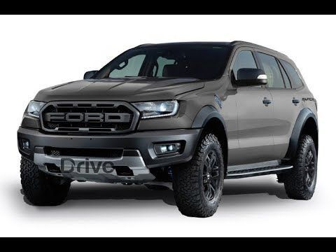 Youtube Ford Endeavour Ford Raptor Ford Bronco