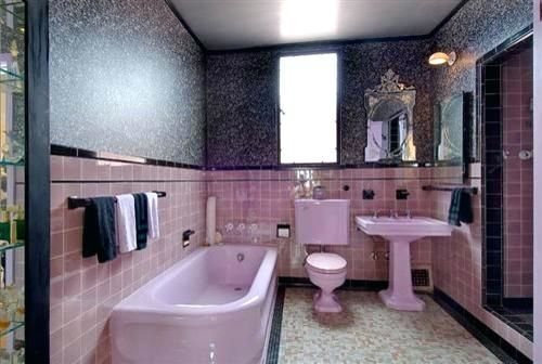 Purple And Silver Bathroom Ideas