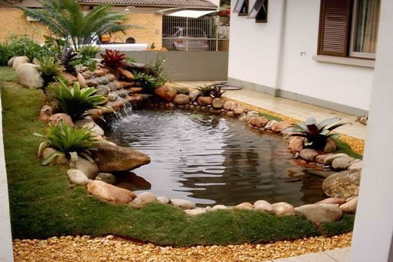 1000 ideias sobre Lagos De Jardim no Pinterest  Lagoas, Lagoas De
