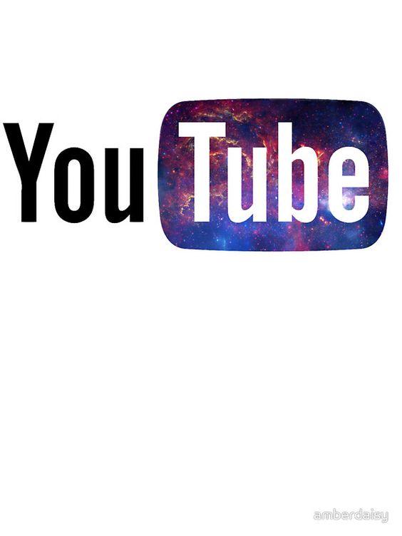 Cosmic YouTube Logo by amberdaisy