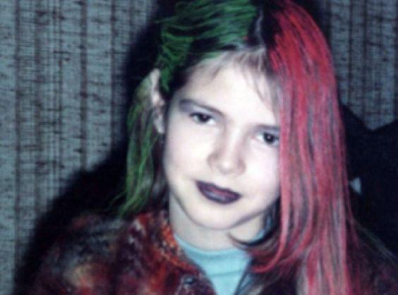 Heidi Klum à l'âge de 9 ans !