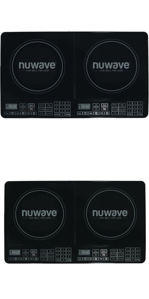 Cooktops 71246 Nuwave Precision Induction Cooktop Double Burner Buy It Now Only 199 95 On Ebay Cooktops Nuwave Preci Nuwave Cooktop Induction Cooktop