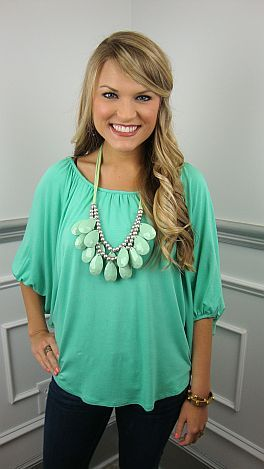 Perfect top to throw on with shorts. $46