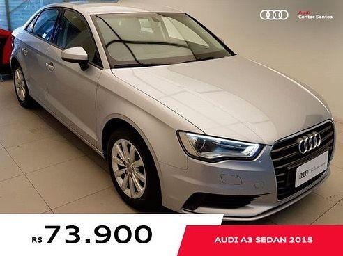 A Audi Center Santos Esta Cheia De Ofertas Especiais Para O Ultimo