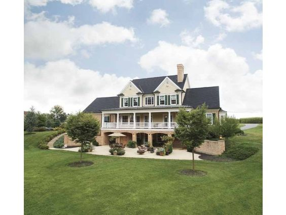 farmhouse house plan with 3163 square feet and 4 bedrooms eplans craftsman house plan sensational sundeck 1999