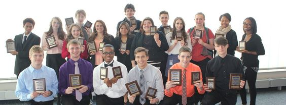Business Ownership Program Cleans-up at BPA Regional Awards | Miami Valley Career Technology Center