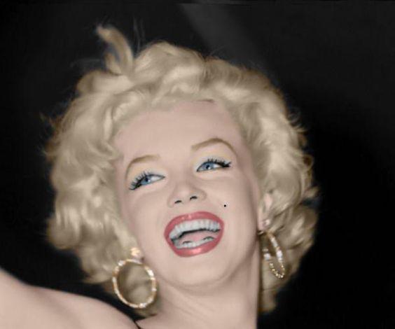#MarilynMonroeonPinterest #rarephotos #NormaJean