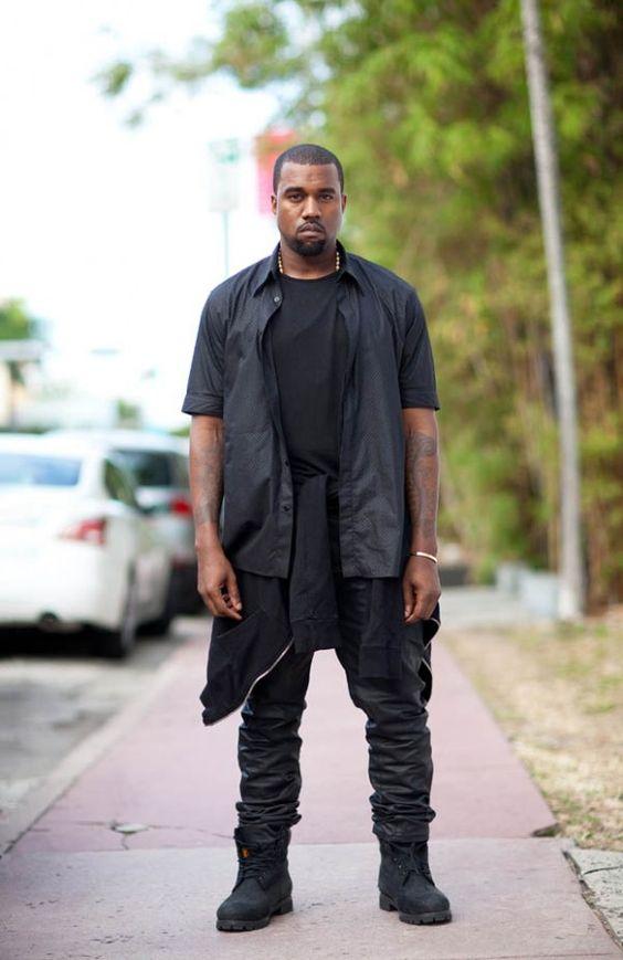 Kanye West Clothing Styles And Style On Pinterest