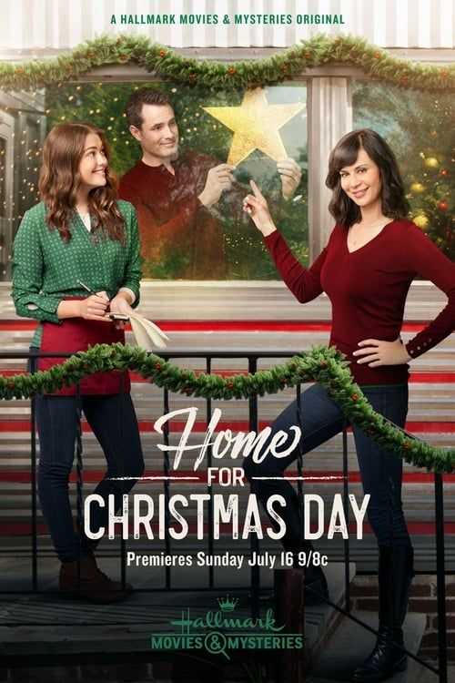 Directed By Gary Yates With Andrew W Walker Nikki Deloach Lisa Durupt Paul Essiembre Whe Hallmark Christmas Movies Christmas Movies Best Christmas Movies