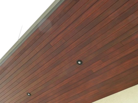 Exterior Aluminum Soffit That Looks Like Wood Http Www