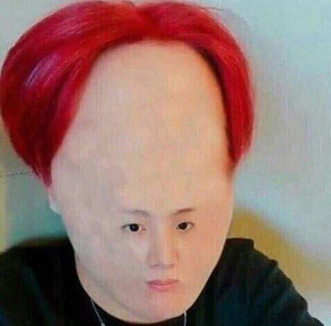 Hoseok after the Hixtape at the BTS dorm trying to figure out how to tell them he broke their own Itunes record
